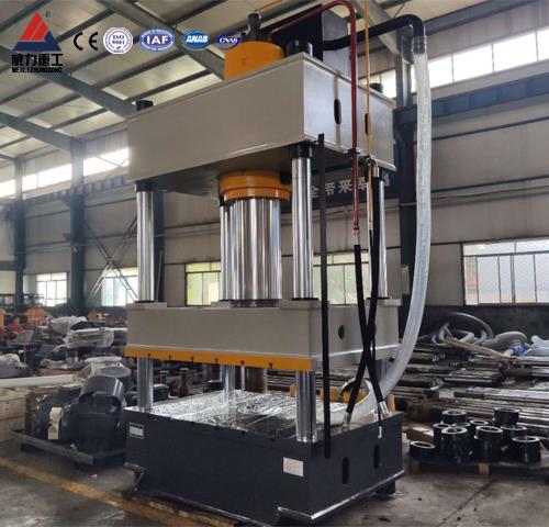 复合漏粪板生产设备—315吨液压机