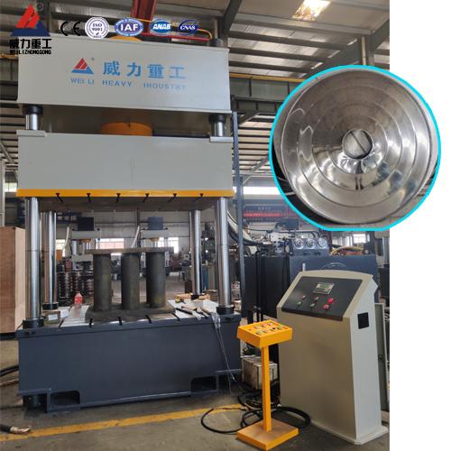 拉伸振动筛防尘罩专用315吨液压机